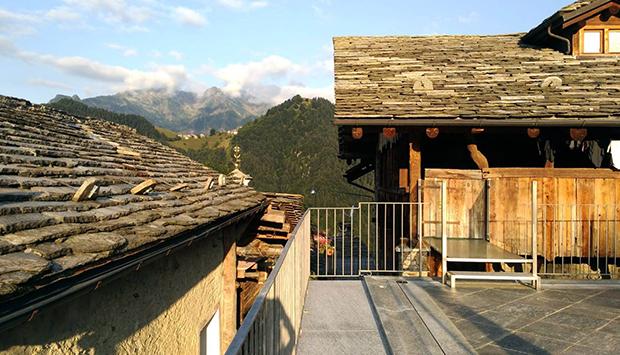 Walser House a Rimella (VC), l'eleganza della memoria architettonica