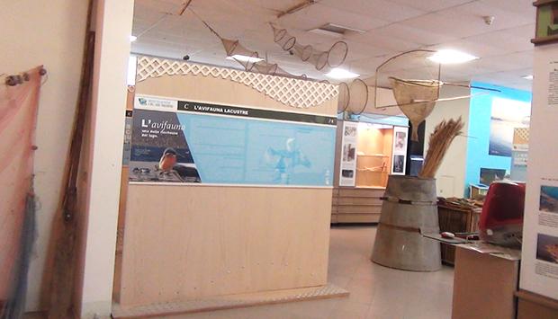 Il Museo della Pesca del Lago Trasimeno a Magione (PG), in Umbria