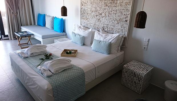Aelia Suites, lusso discreto nel bell'alloggio dell'isola greca di Milos