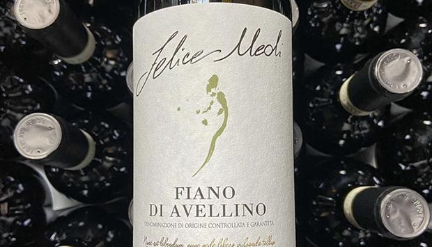 Fiano di Avellino di Felice Meoli, novità dall'Irpinia