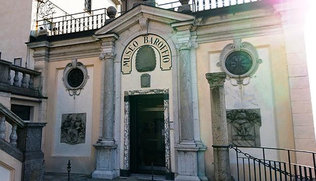 Museo Baroffio del Sacromonte di Varese, tra i più antichi in Lombardia