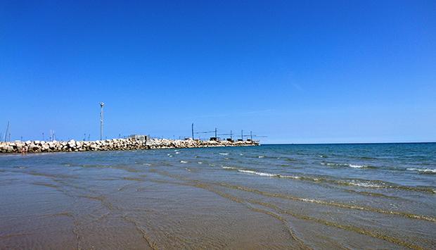 La spiaggia di Senigallia, cuore della dolce vita marchigiana