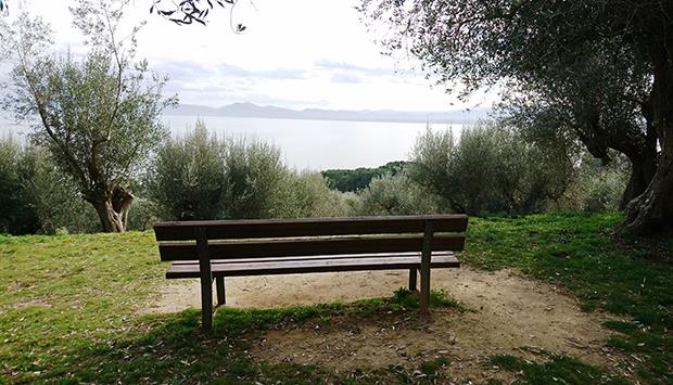 Quel punto panoramico di Castiglione del Lago sul Trasimeno che…