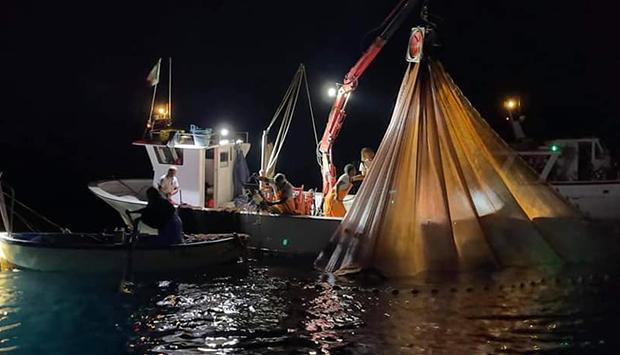 L'imperdibile Lamparata di Cilento Mare a Marina di Camerota (SA)