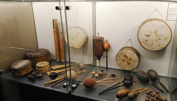 Assisi, Museo missionario dei frati cappuccini dell'Umbria in Amazzonia