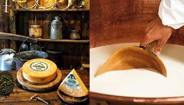 Cooperativa Latte e Fontina, motore caseario della Val d'Aosta